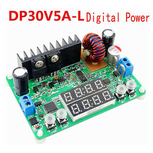 Digital controlled Step down 32v 5a 160w Buck Power Supply Constant Volt current