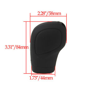 Gear Stick Shift Knob Shifter Lever Cover Nonslip For Ford Toyota Volvo Outback