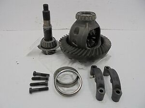 Dodge Ram 2500 3500 Dana 60 Front Axle Differential Carrier Gears 4 09 Oem