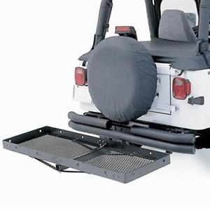 Smittybilt Receiver Rack Carrier 20 X 60 500 Lb Rating Fits 2 Hitch 7700
