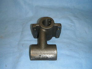 Bridgeport Mill Part J Head Milling Machine Feed Nut Bracket 2060628 M1182 New