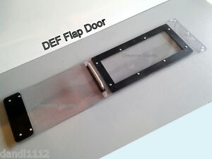 Def Nozzle Door Hose Flap Cover Replacement For Gilbarco Dispensers