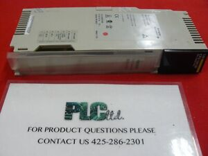 140cps12400 Used Tested Modicon Ac Power Sply 140 cps 124 00