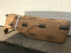 Nos 1963 Ford Galaxie Quarter Panel C3az 5427847 a Xl 500 Custom 63 Fomoco