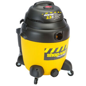 Shop vac 9623810 12 gallon 2 1 2 hp Two stage Industrial Wet Dry Vacuum