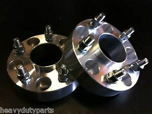 2pc 5x4 5 To 5x4 5 Ford Mustang Gt 2015 To 2019 Wheel Spacers Hub Centric 1 5