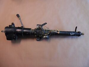 87 95 Jeep Wrangler Yj Tilt Automatic Steering Column Need Repaired Free Ship