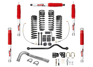 Rancho 3 3 5 Progressive System Lift Kit For Jeep Wrangler Jk jku