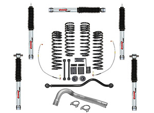 Rancho 3 3 5 Progressive System Lift Kit For Jeep Wrangler Jk jku 4wd