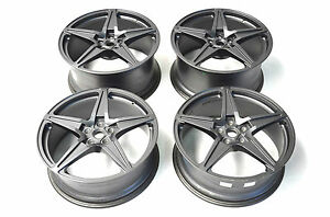 Ferrari F149 California Wheels Rims 263571 263574 Atd Sportscars