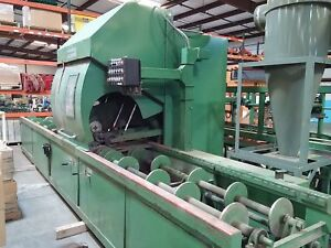 Vernon vanier Abrasive Saw Model Vas 0124 40ft