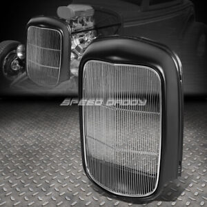 For 1932 Model B bb 18 Stamped Steel Front Grille Shell stainless Grill Insert