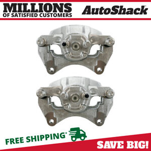 Front Brake Caliper Pair For 2007 2014 2016 Jeep Patriot Compass 2011 2014 200