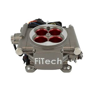 Fitech 30003 Go Street 400 Hp Efi Throttle Body Fuel Injection Converter Kit