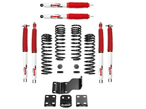 Rancho 2 Sport System Lift Kit For Jeep Wrangler Jk Unlimited 4wd