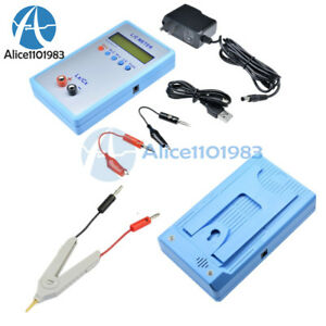 Handheld Capacitance Inductance L c Meter Lcr Lc200a Multimeter Electric Bridge