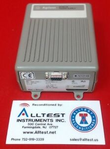 Hp agilent 87421a Power Supply For Hp 83xx And 87xx Series Microwave Amplifiers