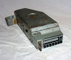 Motorola Vintage Antique Dash Radio Mopar Dodge Brothers Plymouth Chrysler 1939