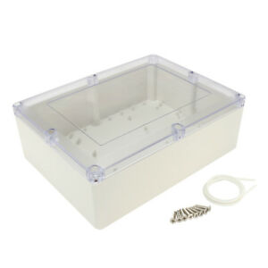 12 6 x9 5 x4 3 Abs Junction Box Universal Enclosure W Pc Cover