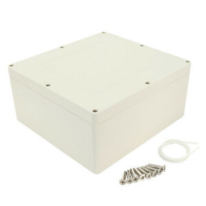 12 x11 x5 5 Abs Junction Box Universal Electric Project Enclosure