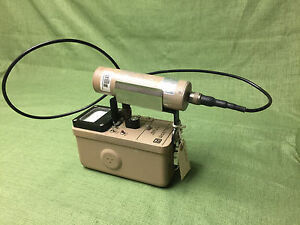 Ludlum Model 3 With Model 44 3 Survey Meter And Low Energy Photon Probe