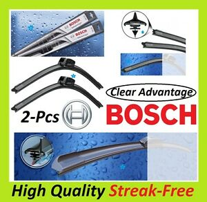 Bosch Clear Advantage Wiper Blade Set Of 3 Front Left right 24 16 20