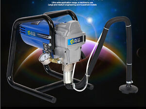 Brand New Q5000 Standard Model Electric High Pressure Airless Paint Sprayer E