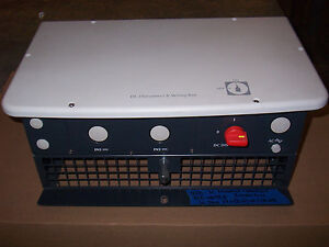 Abb Power One Dc Disconnect Wiring Box S c Trio 27 6 20 0 us s1