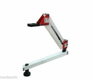 Universal 360 Angle Arm Pneumatic Tapping Machine Arm 1100mm For M3 m12