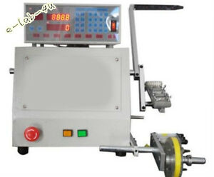 High Quality Computer Cnc Automatic Coils Winder Winding Machine S