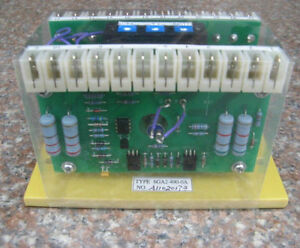 New Siemens Avr 6ga2 490 0a Voltage Regulator N 1fc5 E