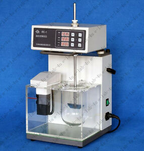 Dissolution Tester Tablet Capsule Dissolution Tester One Vessel Rc 1 E