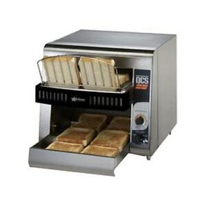 Holman Qcs1 350 Compact Conveyor Toaster With 1 1 2 In Opening