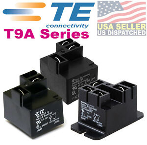 Te Connectivity T9a Series Relay Spst Power Relay Dryer Dishwasher Part
