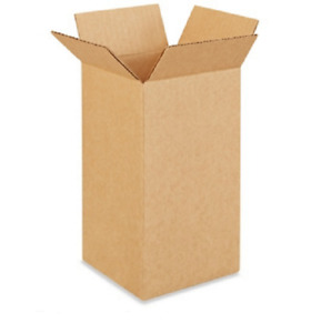 25 5x5x36 Cardboard Paper Boxes Mailing Packing Shipping Box Corrugated Carton