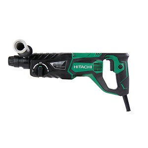 Hitachi Dh26pf 1 3 mode D handle Sds Plus Rotary Hammer New
