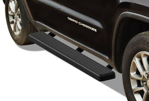 Iboard Running Boards 6 Inches Matte Black Fit 11 20 Jeep Grand Cherokee