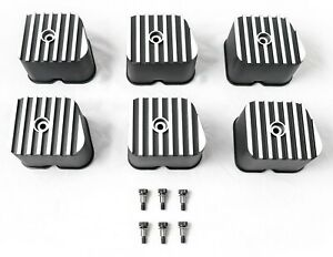 Rudy S Aluminum Cool Valve Cover Kit For 88 98 Dodge Ram 5 9l 12v Cummins Diesel