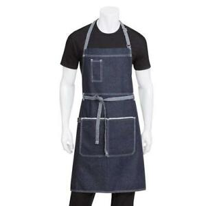 Chef Works Bronx Bib Apron