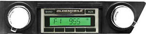Olds 98 88 1957 1958 Oldsmobile Sedan Usa 230 Radio Am fm Aux