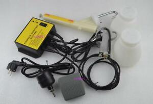 Brand New Portable Powder Coating System Paint Gun Coat Pc02 Ce E