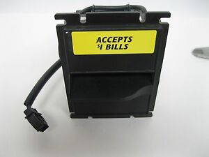 Money Controls Lumina Bill Acceptor Validator Seaga Dollar Bill Changer