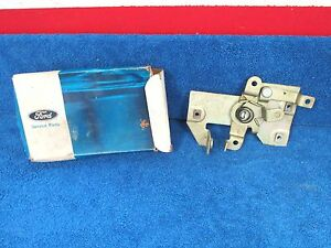 1978 96 Ford Bronco Tailgate Center Lock Latch Assembly Nos Ford 617