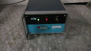 Spectracom 8140 Frequency Distribution Amplifier W Opt 08 As Is Powers On 2