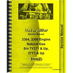 Caterpillar D7 D7e Crawler Service Manual Ct S D747a3396
