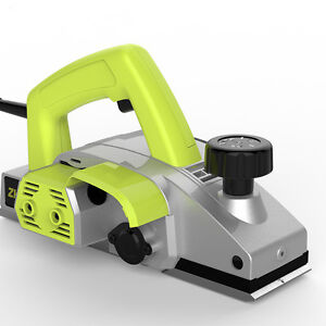 Handheld Electric Wood Planer 1020w Powerful Woodworking Power Tools 220v E