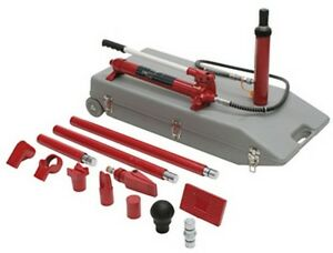 Sunex Tools 4910a 10 Ton Portable Hydraulic Porta Power Kit