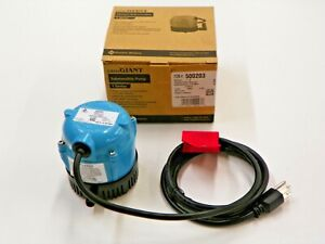 Little Giant Submersible Pump 1 Series 500203 B791