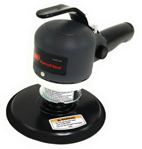 Ingersoll Rand 311a Air Sander Dual Action Quiet 6 Pad 12000 Rpm