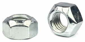 Stover Hex Lock Nut Grade C Prevailing Torque Lock Nuts 1 4 28 Unf qty 1000